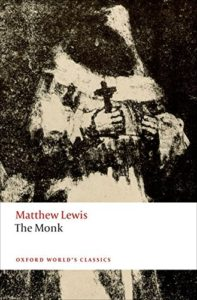 The best books on The Gothic - The Monk by Matthew Lewis & Nick Groom