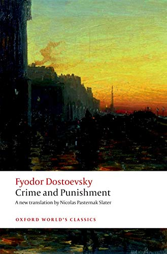 The best books on Policing - Crime and Punishment by Fyodor Dostoevsky