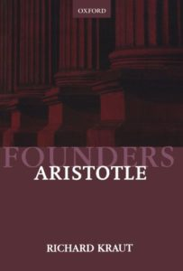 The best books on Aristotle - Aristotle: Political Philosophy by Richard Kraut