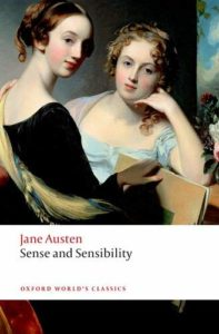 The Best Jane Austen Books - Sense and Sensibility by Jane Austen