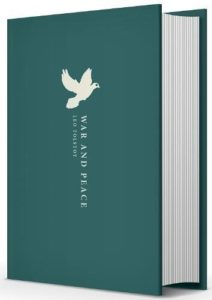 The best books on War Writing - War and Peace (Book) by Leo Tolstoy
