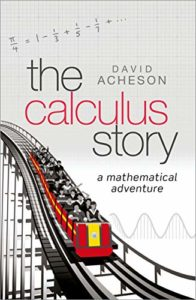 Favourite Maths Books - The Calculus Story: A Mathematical Adventure by David Acheson