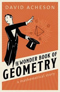 Favourite Maths Books - The Wonder Book of Geometry: A Mathematical Story by David Acheson