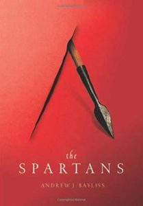 The best books on Sparta - The Spartans by Andrew Bayliss