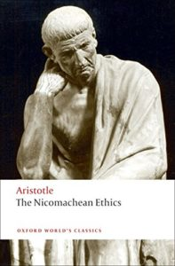 The best books on Moral Character - The Nicomachean Ethics by Aristotle