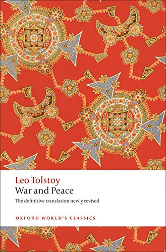 The best books on War Writing - War and Peace by Leo Tolstoy