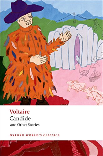 The Best Voltaire Books - Candide by Roger Pearson (translator) & Voltaire