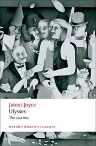Robin Robertson on Books that Influenced Him - Ulysses by James Joyce