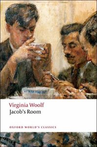 The best books on Modernism - Jacob's Room by Virginia Woolf