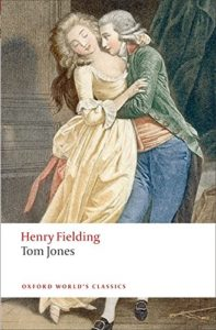 The Best Long Books To Read in Lockdown - Tom Jones by Henry Fielding