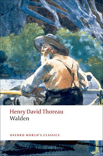 The best books on The Art of Living - Walden by Henry David Thoreau