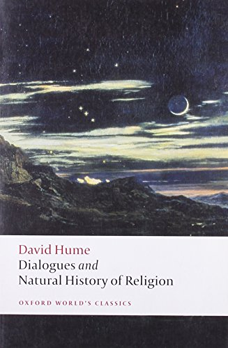 The best books on Atheist Philosophy of Religion - Dialogues and Natural History of Religion by David Hume