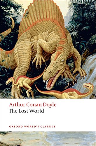 The best books on Sherlock Holmes - The Lost World by Sir Arthur Conan Doyle