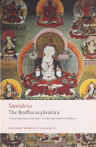 The best books on World Philosophy - The Bodhicaryāvatāra by Śāntideva