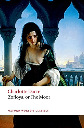 The best books on The Gothic - Zofloya; Or The Moor by Charlotte Dacre