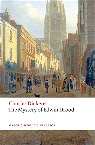 The best books on Dickens and Christmas - The Mystery of Edwin Drood by Charles Dickens