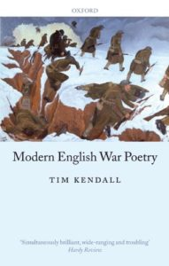 Sylvia Plath Books - Modern English War Poetry by Tim Kendall