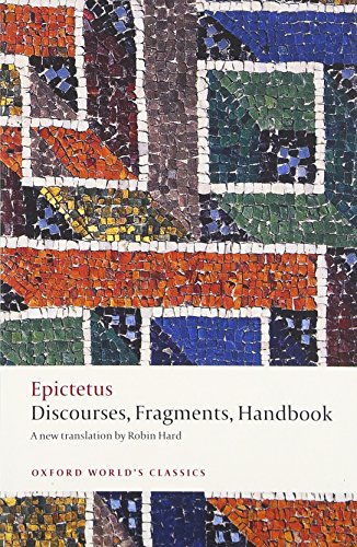 The best books on Stoicism - The Discourses of Epictetus by Epictetus