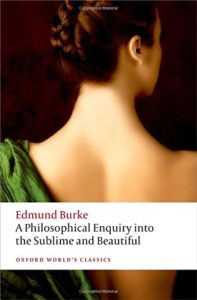 The Best Mary Wollstonecraft Books - A Philosophical Enquiry into the Sublime and Beautiful by Edmund Burke