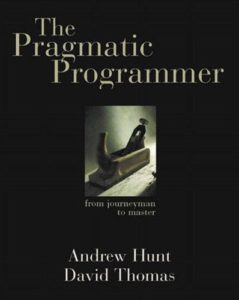 The best books on Computer Science for Data Scientists - The Pragmatic Programmer: From Journeyman to Master by Andrew Hunt & David Thomas