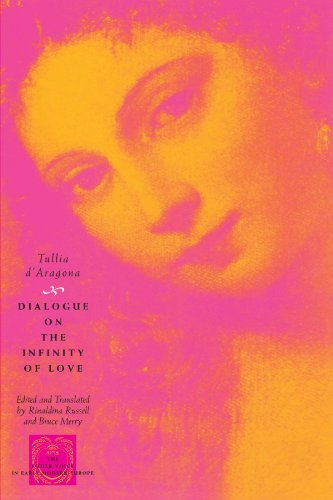 The best books on Philosophy of Love - Dialogue on the Infinity of Love by Tullia d'Aragona