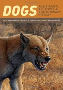 The best books on Dogs - Dogs: Their Fossil Relatives and Evolutionary History Xiaoming Wang and Richard Tedford