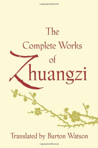 The best books on World Philosophy - Zhuangzi by Zhuangzi
