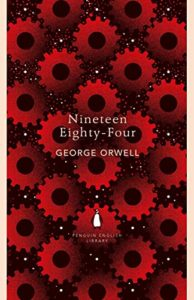 The best books on Political Satire - Nineteen Eighty-Four by George Orwell