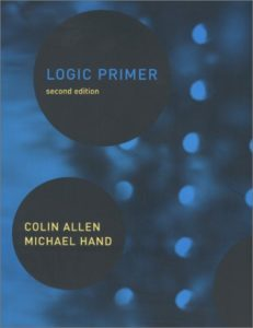 The best books on Logic - Logic Primer by Colin Allen & Michael Hand