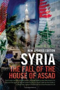 The best books on The Syrian Civil War - Syria: The Fall of the House of Assad by David Lesch