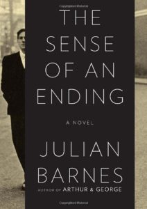 Very Short Books You Can Read In A Day - The Sense of an Ending: A Novel by Julian Barnes