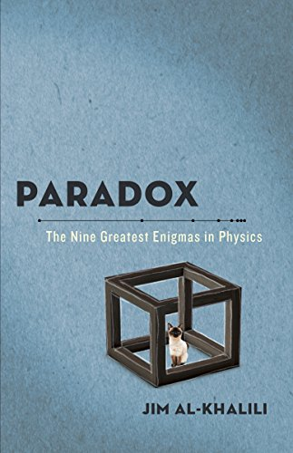 The best books on The Atom - Paradox: The Nine Greatest Enigmas in Physics by Jim Al-Khalili