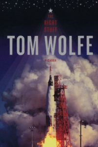 The Best Physics Books for Teenagers - The Right Stuff by Tom Wolfe