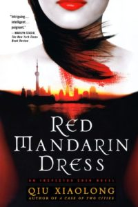 The best books on Classical Chinese Poetry - Red Mandarin Dress by Qiu Xiaolong