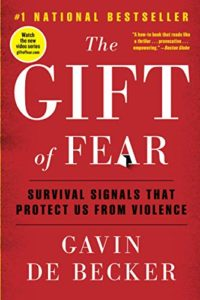 The best books on Domestic Violence - The Gift of Fear: Survival Signals that Protect Us from Violence by Gavin de Becker