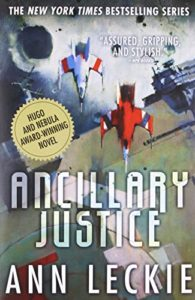 The Best Sci Fi Books for Beginners - Ancillary Justice by Ann Leckie