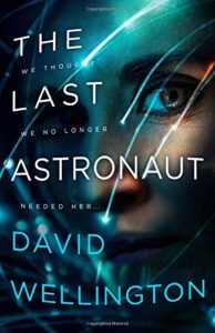 The Best Science Fiction of 2020 - The Last Astronaut by David Wellington