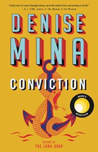 The Best Thrillers of 2020 - Conviction by Denise Mina