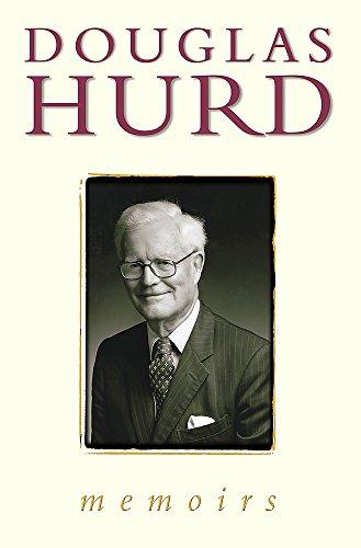 Memoirs by Douglas Hurd