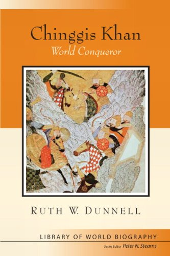 Chinggis Khan by Ruth W. Dunnell