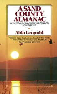 The best books on Wilderness - A Sand County Almanac by Aldo Leopold