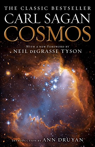 The best books on Engineering - Cosmos by Carl Sagan