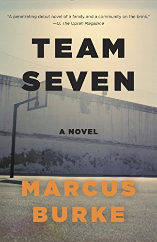 The Best Caribbean Fiction - Team Seven by Marcus Burke