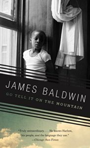 Best Books by Black Queer Writers - Go Tell It on the Mountain by James Baldwin