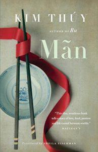 The Best Quebec Books - Mãn by Kim Thúy