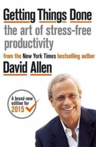 The best books on Productivity - Getting Things Done: The Art of Stress-Free Productivity by David Allen