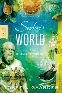 The best books on Quantum Physics and Reality - Sophie's World by Jostein Gaarder