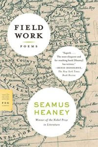 Robin Robertson on Books that Influenced Him - Field Work by Seamus Heaney