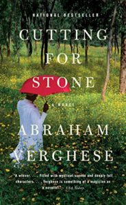 The Best Economics Books to Take on Holiday - Cutting for Stone by Abraham Verghese