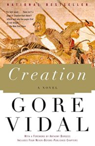 The best books on The Achaemenid Persian Empire - Creation by Gore Vidal
